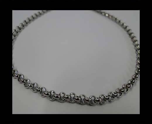 Stainless Steel Chain Item-12-2mm Steel