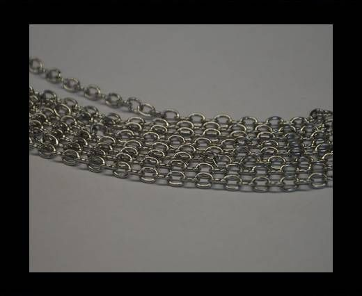 Steel chain item number 22