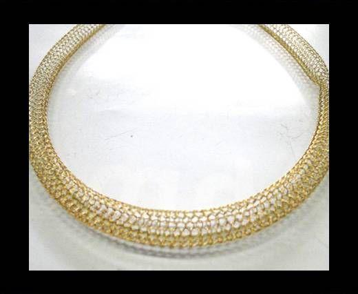 Steel Chain Item 6 Gold