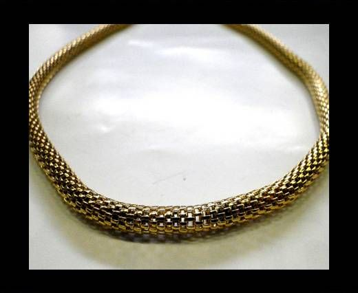 Steel Chain Item 10 Gold