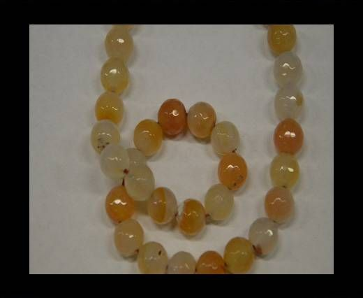 Stones item 5 - 10 mm Multi white