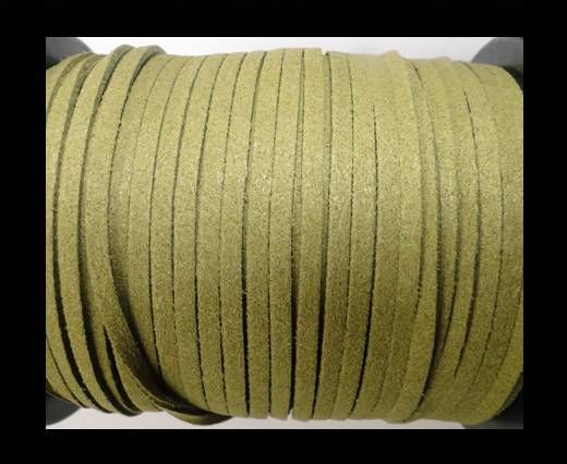 Suede Cords-3mm-Green