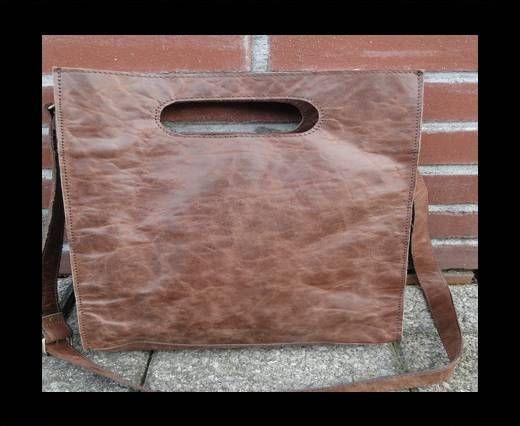 SUN-20665 -Shopping Bag with handle -Light Vintage Grey