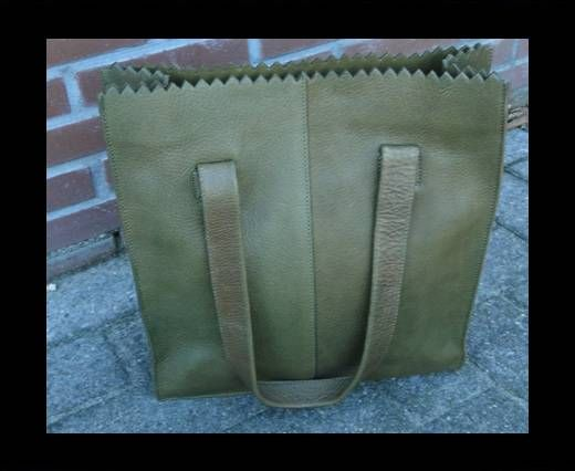 Vintage Leather Neptune Series-20513-Antique Green