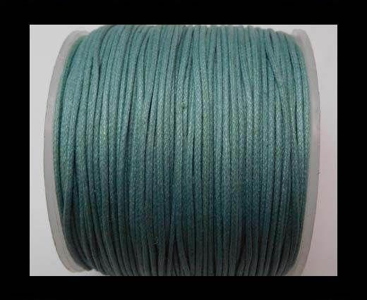 Wax Cotton Cords - 0,5mm - Aquatin