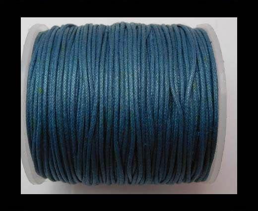 Wax Cotton Cords - 0,5mm - Denim