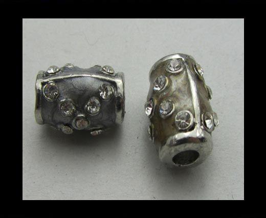 Crystal Big Hole Beads CA-4211