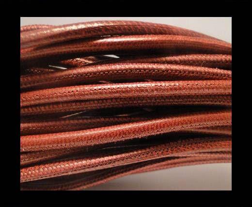 Cuero de nappa de alta calidad - Lila Oscuro-4mm