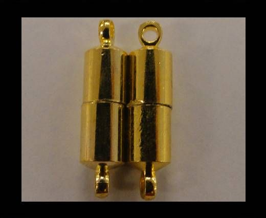 Full Magnetized Lock - Gold