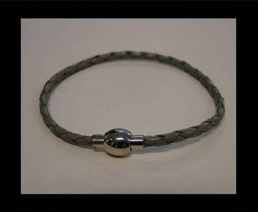 Leather Bracelets MLBSS-7