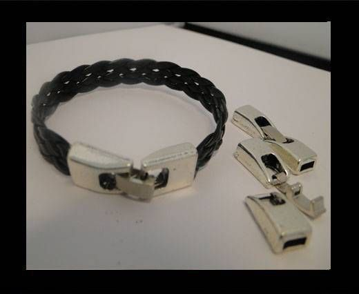 Locks for leather/Cords zaml-59