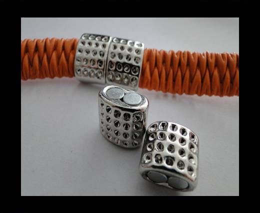 Magnetic Locks for leather Cords - MGL-38