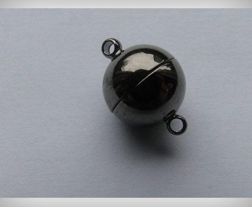 Magnetic Lock - Black - MG1-10mm-Black