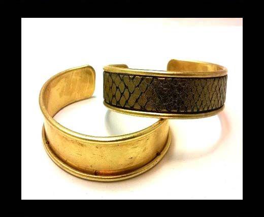 Magnetic Locks -MGL-383-10mm-Gold