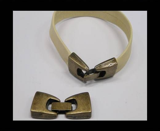 MGL-240-12*3,5mm Antique Gold