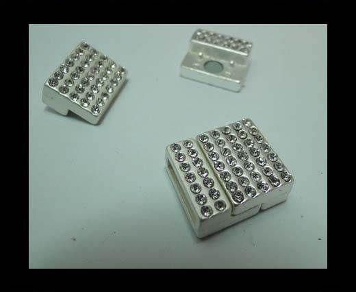 MGL-266-14*3mm-matt silver