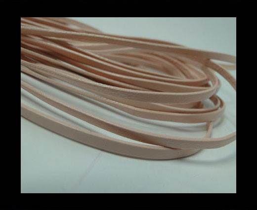 Nappa Leather Flat -3mm-Pastel Pink