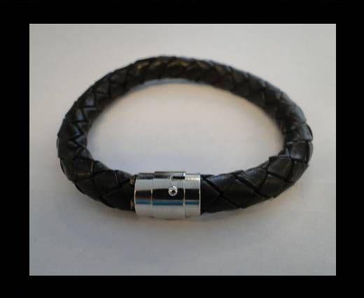 Non Steel Leather Bracelets MLBSP-15