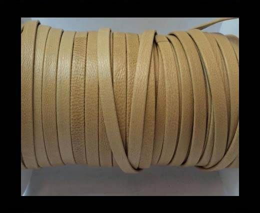 Real Nappa Leather-Double Cut-5mm-Camel