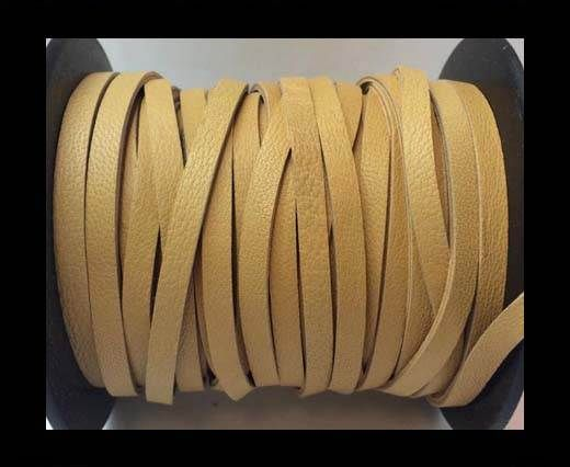 Real Nappa Leather-Double Cut-5mm-Toffee