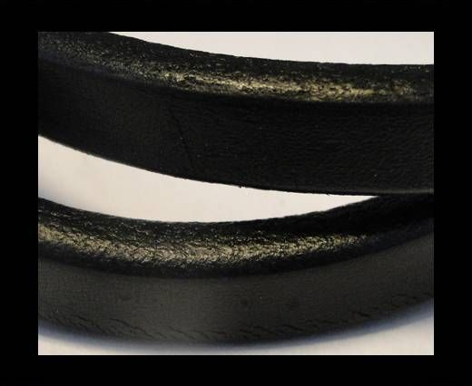 Regaliz-Leather-Plain Style-Black