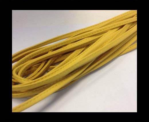 RNL- 5mm-Stitched-Plain Style - Light Yellow