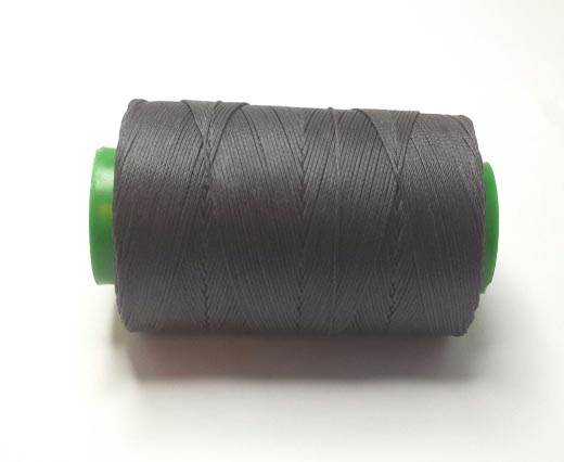 0.8mm-Nylon-Waxed-Thread-Dark Grey 9413