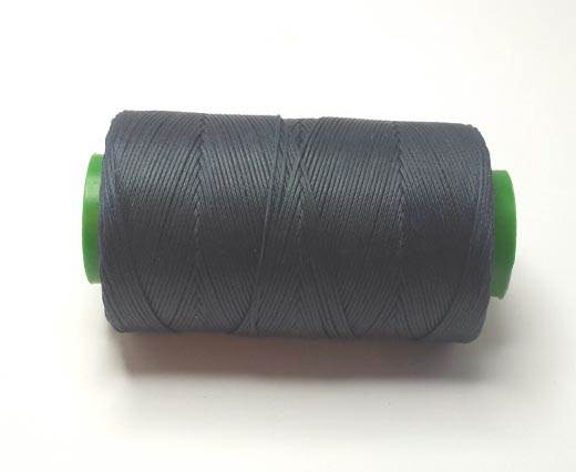 0.8mm-Nylon-Waxed-Thread-Dark Navy Blue 9012