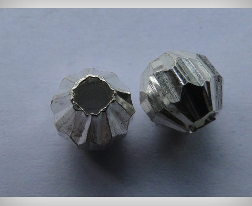 Diamond cut Beads SE-1596