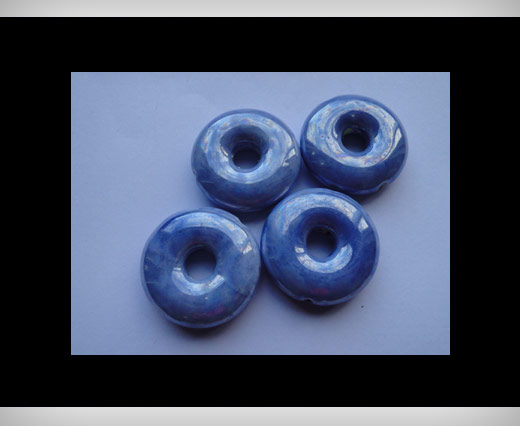 Donut-27mm-Blue