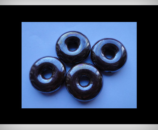 Donut-27mm-Brown