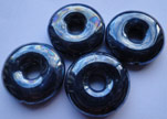 Donut-27mm-Petrol Blue