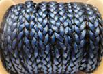 synthetic nappa leather style 1-8mm-Dark Blue