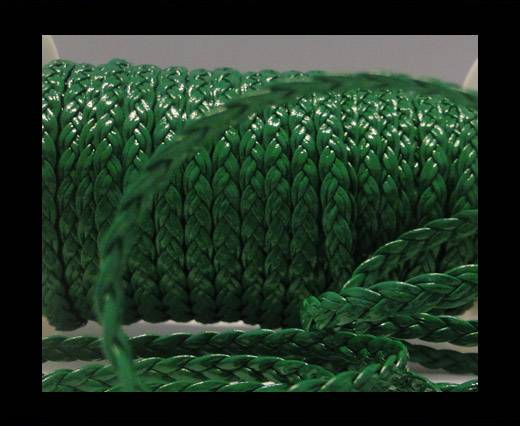 Buy synthetic nappa leather 5mm-Green at wholesale prices