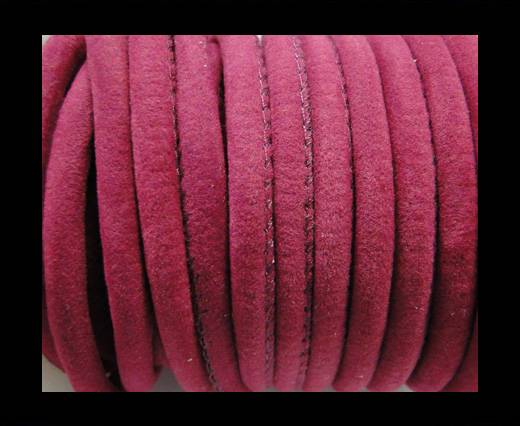 Buy Synthetic nappa leather 6mm-Fabric Style- fuchsia at wholesale prices