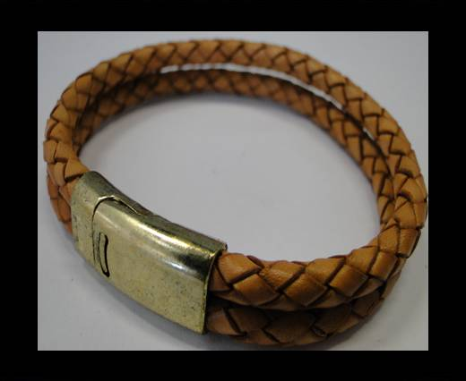 Leather Bracelets Supplies Example-BRL167