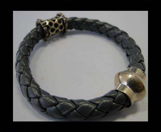 Leather Bracelets Supplies Example-BRL174