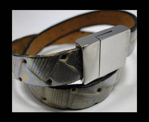 Leather Bracelets Supplies Example-BRL17