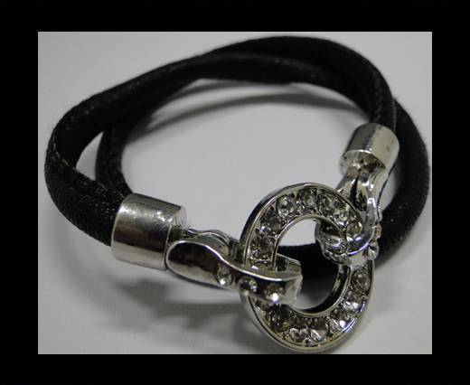 Leather Bracelets Supplies Example-BRL184