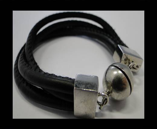 Leather Bracelets Supplies Example-BRL186