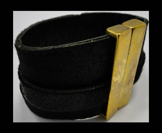 Leather Bracelets Supplies Example-BRL194
