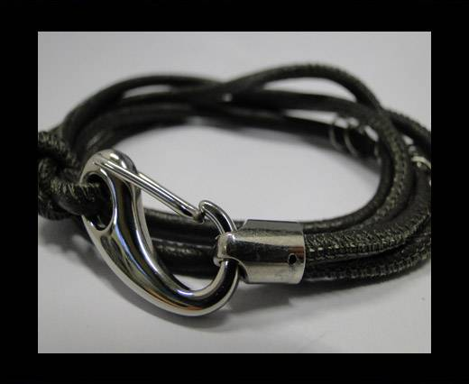 Leather Bracelets Supplies Example-BRL199