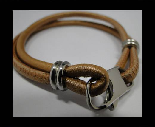 Leather Bracelets Supplies Example-BRL200