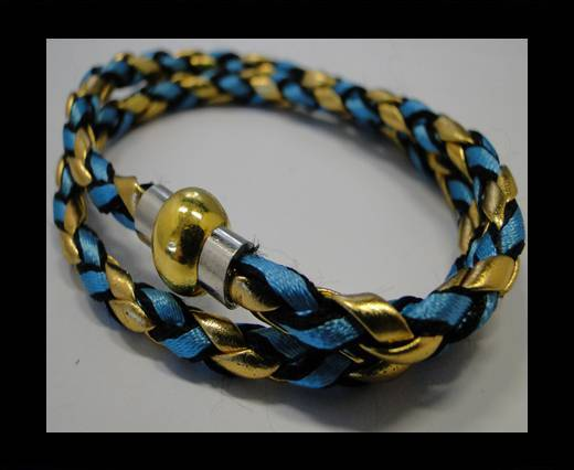Leather Bracelets Supplies Example-BRL201