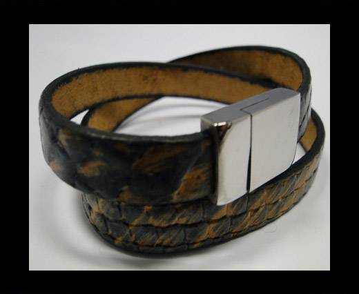 Leather Bracelets Supplies Example-BRL20