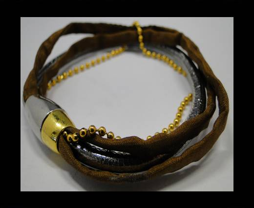 Leather Bracelets Supplies Example-BRL211