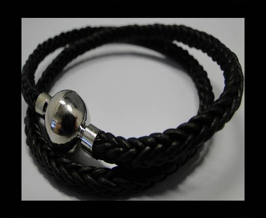 Leather Bracelets Supplies Example-BRL212