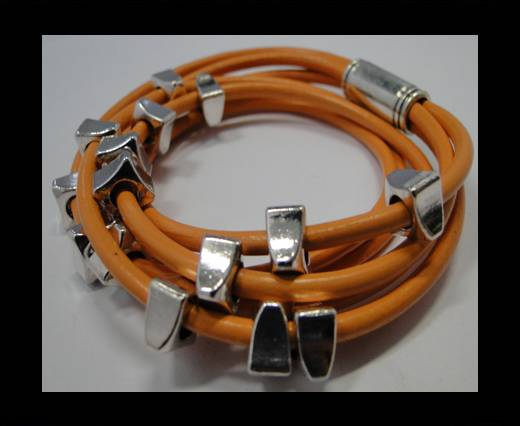 Leather Bracelets Supplies Example-BRL214