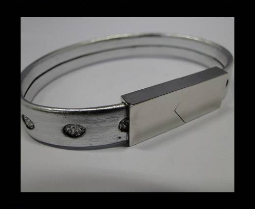 Leather Bracelets Supplies Example-BRL21