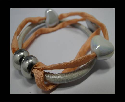 Leather Bracelets Supplies Example-BRL220